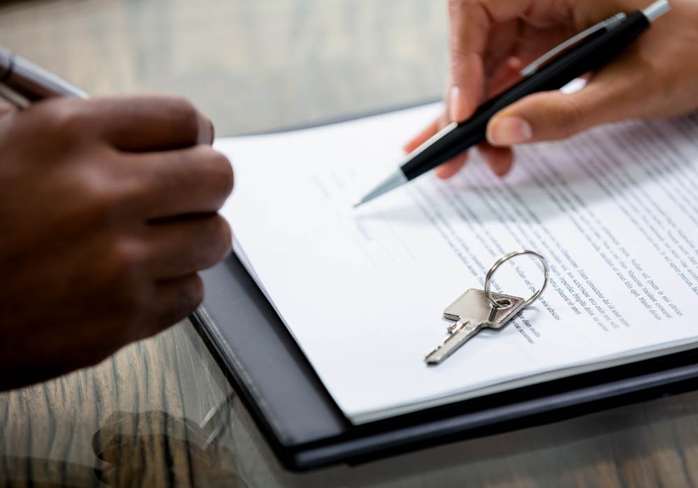 Conveyancing - We help with the legal transfer of property title ownership
